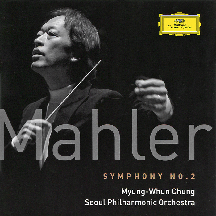 Seoul Philharmonic Orchestra,Мюнг-Вун Чунг,The National Chorus Of Korea,Seoul Motet Choir,Grande Opera Choir Seoul Philharmonic Orchestra, Myung-Whun Chung. Mahler. Symphony No. 2 In C Minor Resurrection (2 CD) 20pcs lot ka331 dip 8