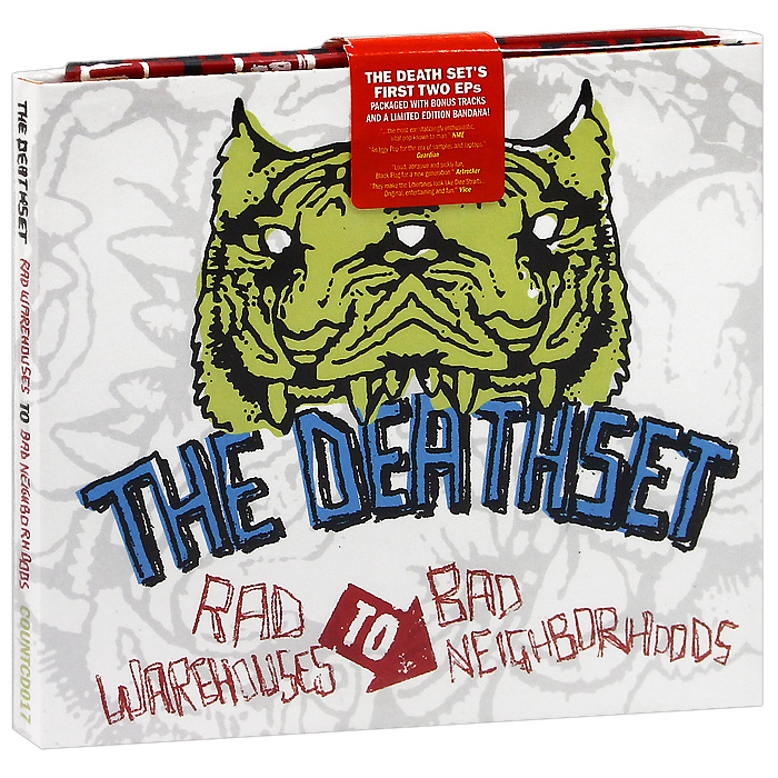 The Death Set. Rad Warehouses To Bad Neighborhoods