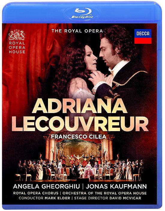 Cilea:  Adriana Lecouvreur:  Gheorghiu / Kaufmann / Elder The Royal Opera House