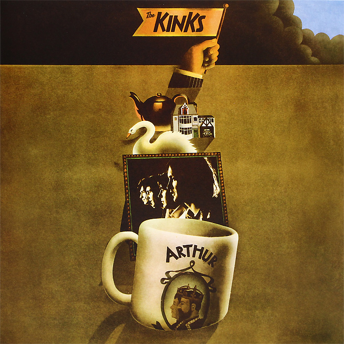 The Kinks The Kinks. Arthur (2 LP) the kinks the kinks arthur 2 lp