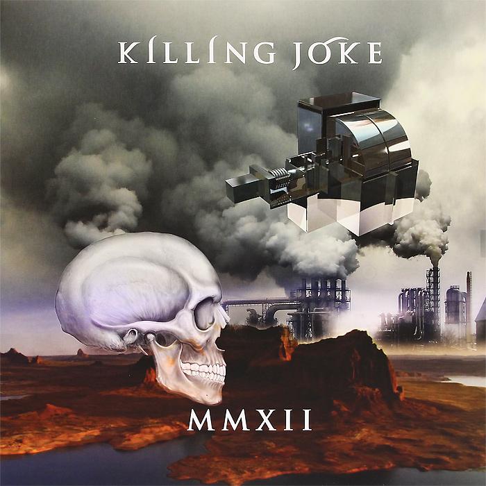 Killing Joke Killing Joke. MMXII (2 LP) плакат batman the killing joke cover