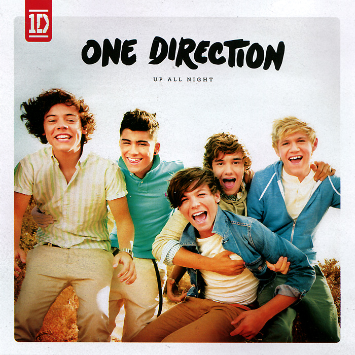 One Direction. Up All Night