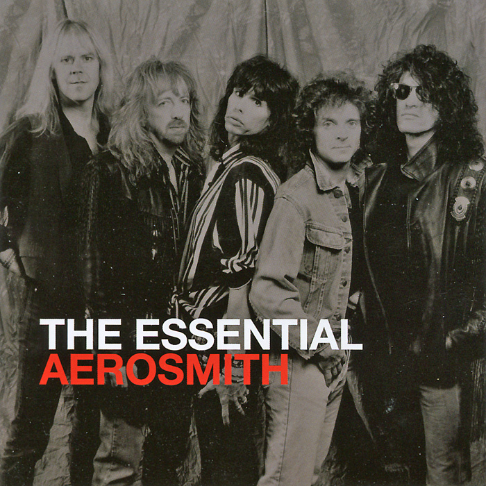 Aerosmith Aerosmith. The Essential (2 CD) cd aerosmith get your wings