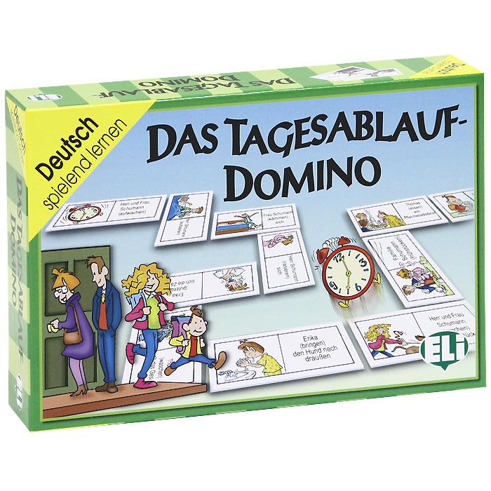 Das Tagesablauf Domino (набор из 48 карточек) das leuchten der stille