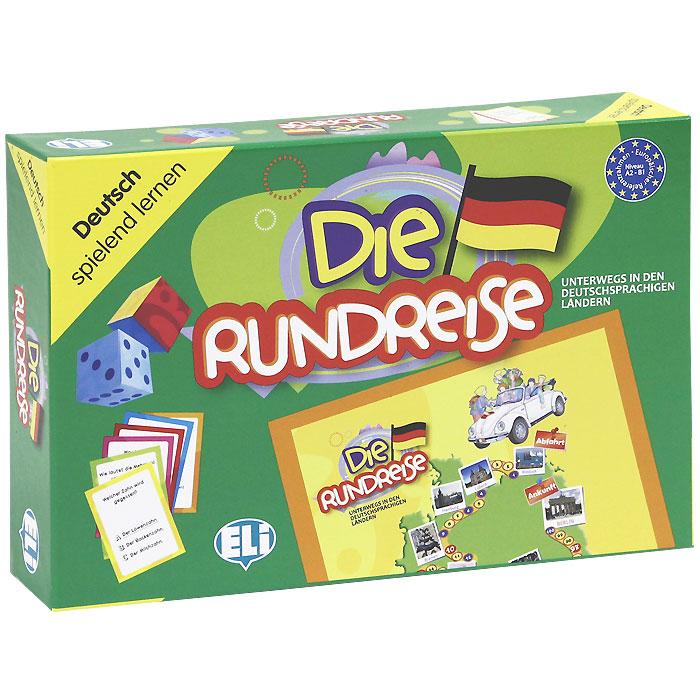 Die Rundreise (набор из 66 карточек) menschen a2 testtrainer mit cd