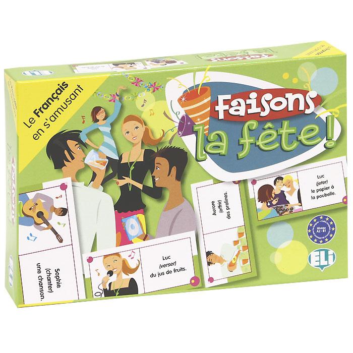 Faisons la fete! (набор из 47 карточек) палантин fete fete fe009gwsfk48