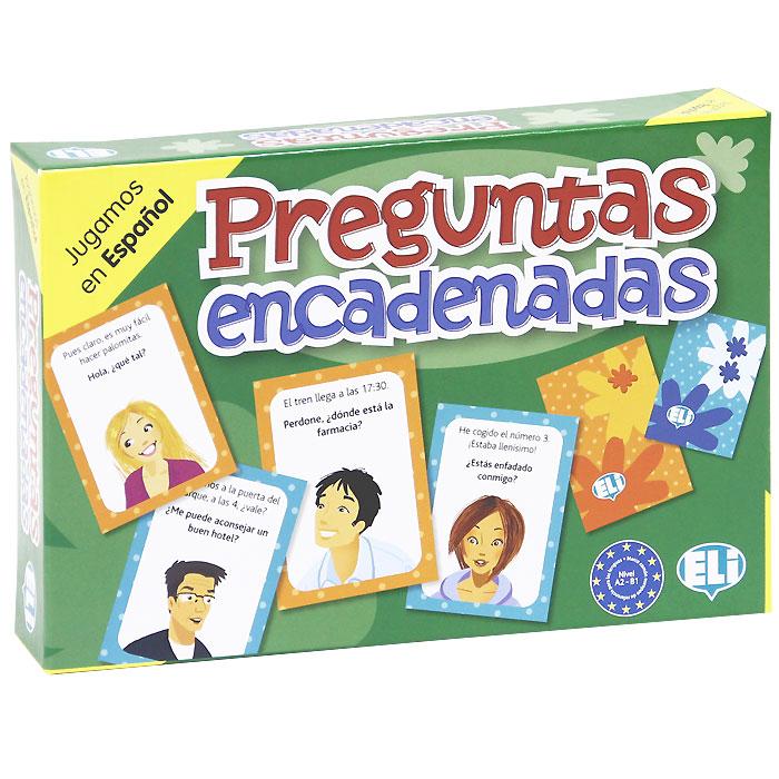 Preguntas encadenadas (набор из 120 карточек) games [a2 b1] preguntas encadenadas