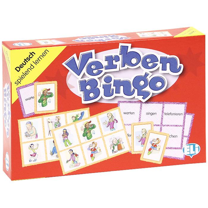 Verben Bingo (набор из 102 карточек) games [a2 b1] der planet steht auf dem spiel