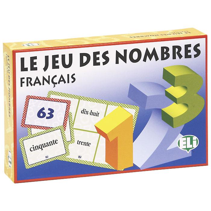 Le Jeu Des Nombres (набор из 136 карточек) games [a1] le grand jeu des verbes