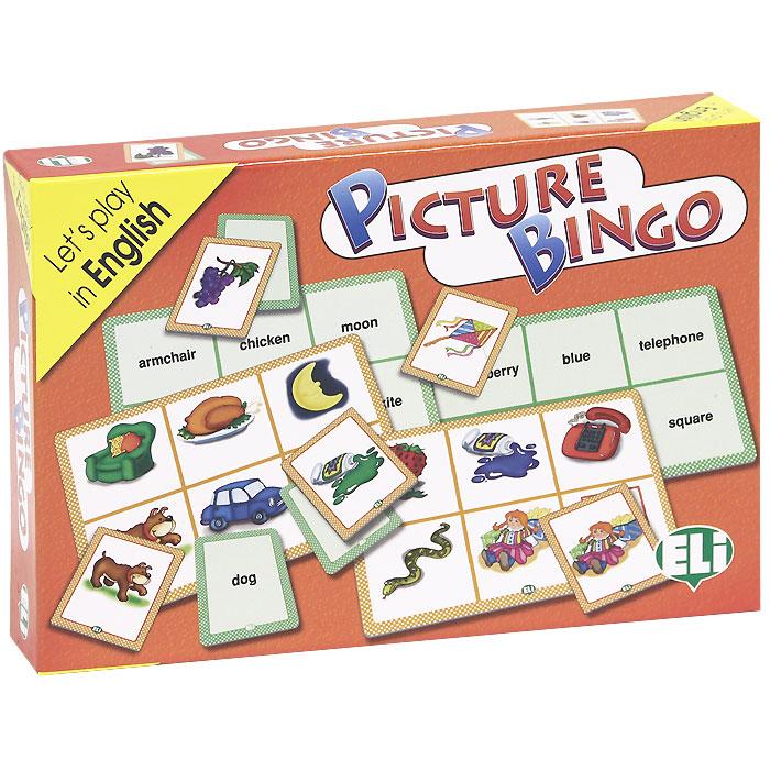 Picture Bingo (набор из 136 карточек) skkh162 16e