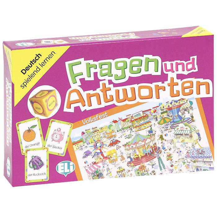 Fragen and Antworten (набор из 66 карточек) worter und wendungen worterbuch zum deutschen sprachgebrauch