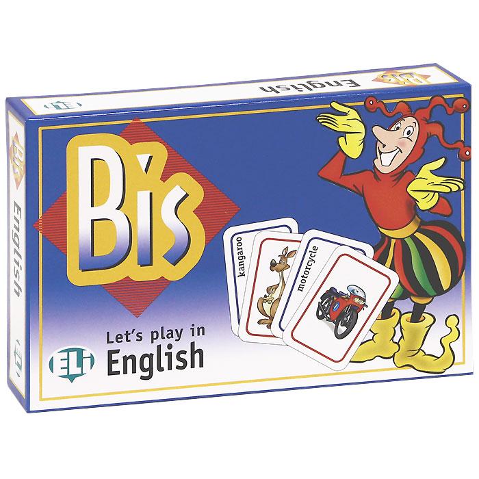 Bis: Let's Play in English (набор из 120 карточек)