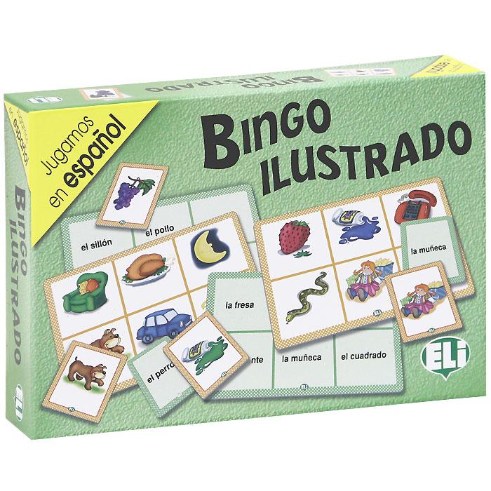 Bingo-Ilustrado (набор из 136 карточек)