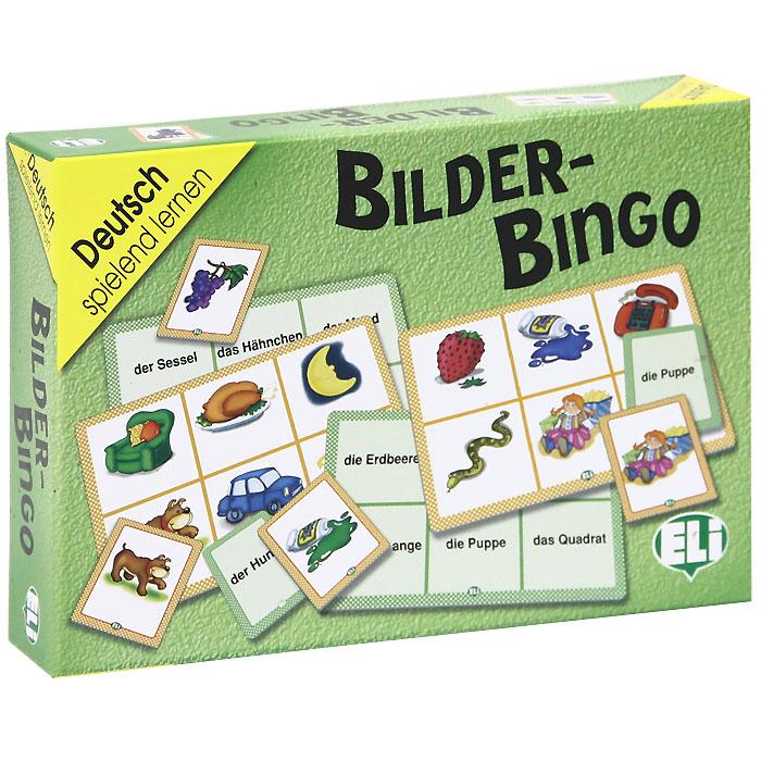 Bilder-Bingo (набор из 136 карточек) дутики der spur der spur de034amde817