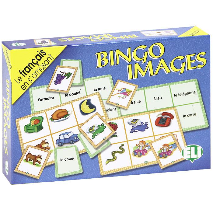 Bingo Images (набор из 136 карточек) les mots