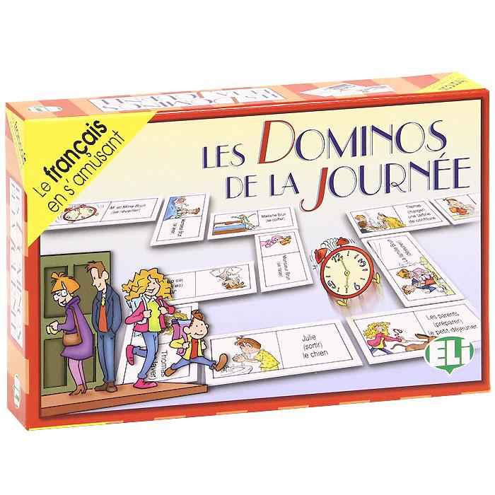 Les dominos de la journee (набор из 48 карточек) dumas alexandre la femme au collier de velours