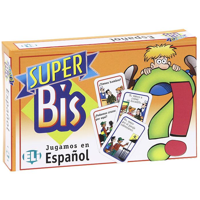 Super Bis (набор из 120 карточек) games [a2 b1] el domino de las horas