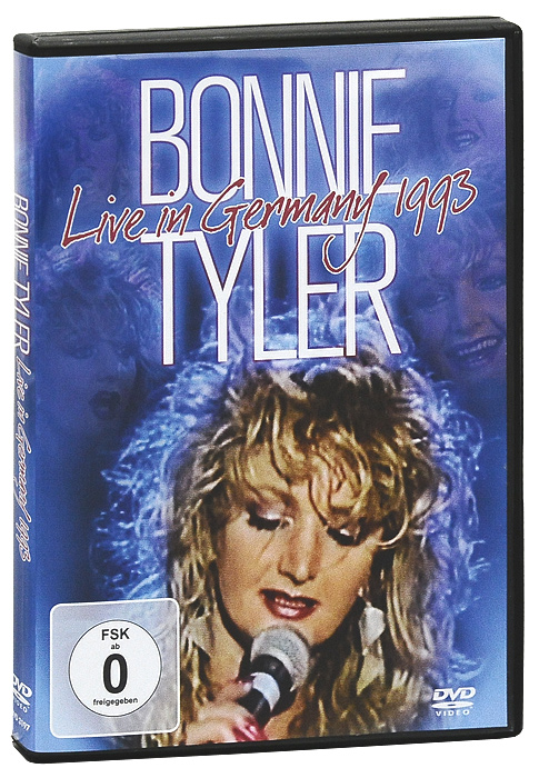 Bonnie Tyler: Live In Germany 1993 виниловые пластинки patti smith live in germany 1979 180 gram