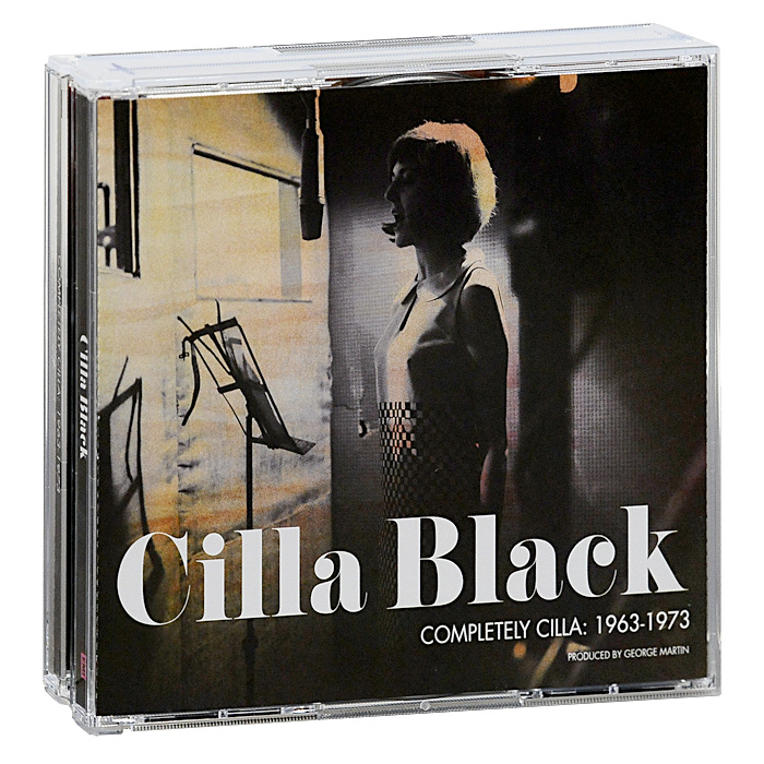Силла Блэк Cilla Black. Completely Cilla: 1963-1973 (5 CD + DVD) i found you