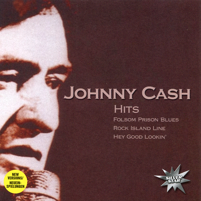 Джонни Кэш Johnny Cash. Hits джонни кэш johnny cash remixed