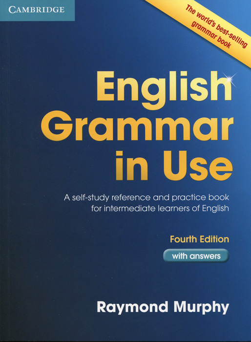English Grammar in Use with Answers murphy r essential grammar in use 3rd edition classware for elementary students of english dvd rom