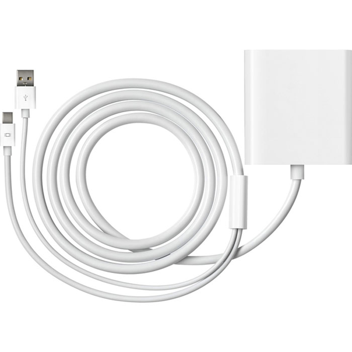 Apple Mini DisplayPort to Dual-Link DVI Adapter (MB571Z/A)MB571Z/A