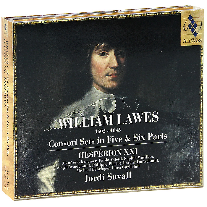 Zakazat.ru Jordi Savall, Hesperion XXI. Lawes. Consort Sets In Five & Six Parts (2 CD)