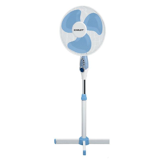 Scarlett SC-379, White вентилятор scarlett sc sf111rc06