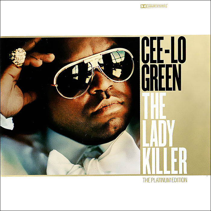 Cee Lo Green, Cee-Lo Green Cee Lo Green. The Lady Killer. The Platinum Edition shivaki shrf 74cht