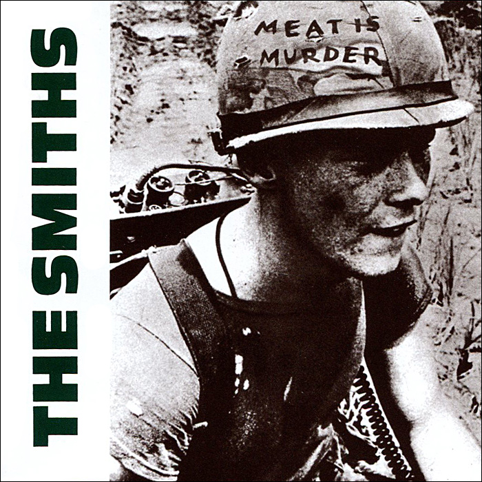 """""""The Smiths"""" The Smiths. Meat Is Murder"""