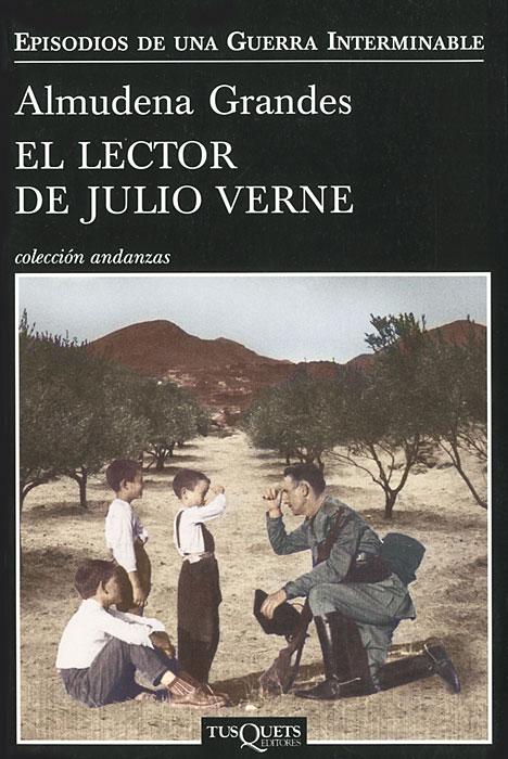 El lector de Julio Verne un padre de pelicula