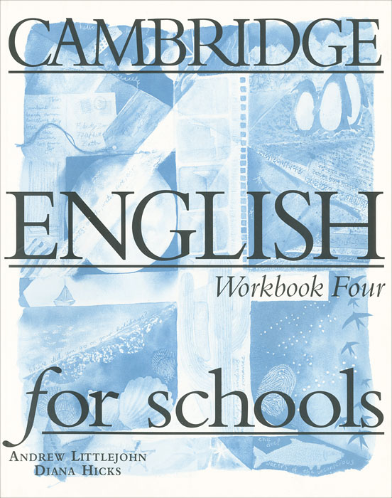 Cambridge English for Schools: Workbook Four 2016 spring child sport shoes leather boys shoes girls wear resistant casual shoes