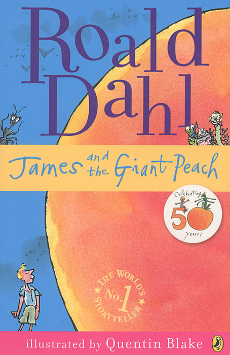 Купить James and the Giant Peach,