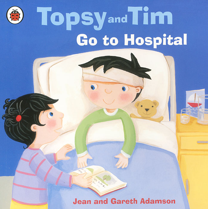 Topsy and Tim: Go to Hospital сковорода походная era outdoor 3301
