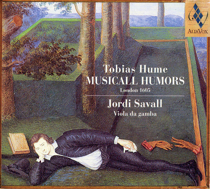 Тобиас Хьюм Tobias Hume. Savall. Musicall Humors летние шины michelin 275 45 r20 110y latitude sport 3