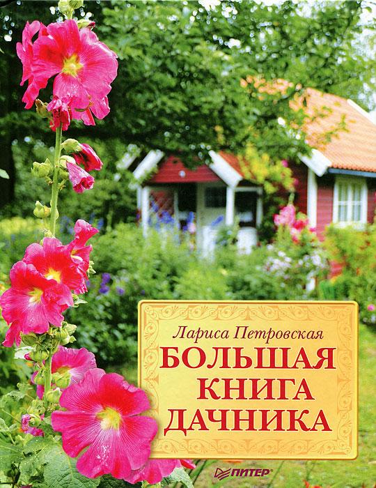Лариса Петровская Большая книга дачника елена петровская теория образа