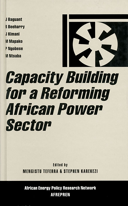 Capacity Building for a Reforming African Power Sector
