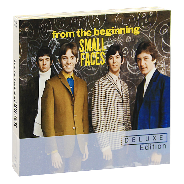 Фото - The Small Faces Small Faces. From The Beginning. Deluxe Edition (2 CD) 2018 new vintage men s messenger bags canvas shoulder bag fashion men business crossbody printing travel small handbag