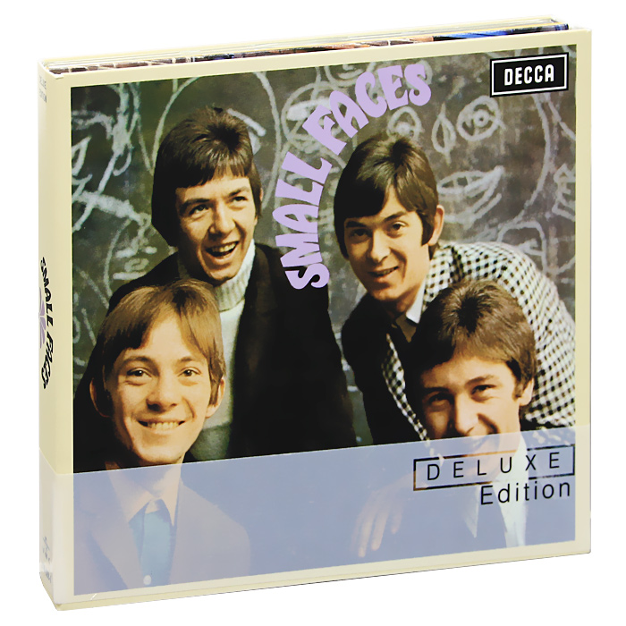 The Small Faces Small Faces. Small Faces. Deluxe Edition (2 CD) small vacuum pump 617cd32 small ac oil free vacuum pump