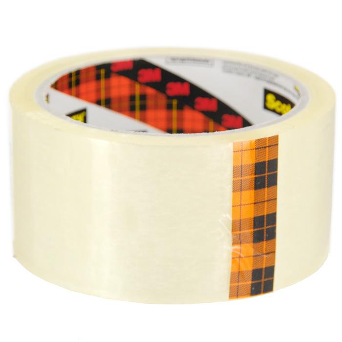 Клейкая лента Scotch, упаковочная, цвет: прозрачныйA2J**Упаковочная лента Scotch - универсальный материал, надежно обеспечивающий целостность любых упаковок и сохранность предметов, помещенных в коробки, ящики и т.д. Характеристики: Размер ленты: 4,8 см х 50 м. Изготовитель: Китай.
