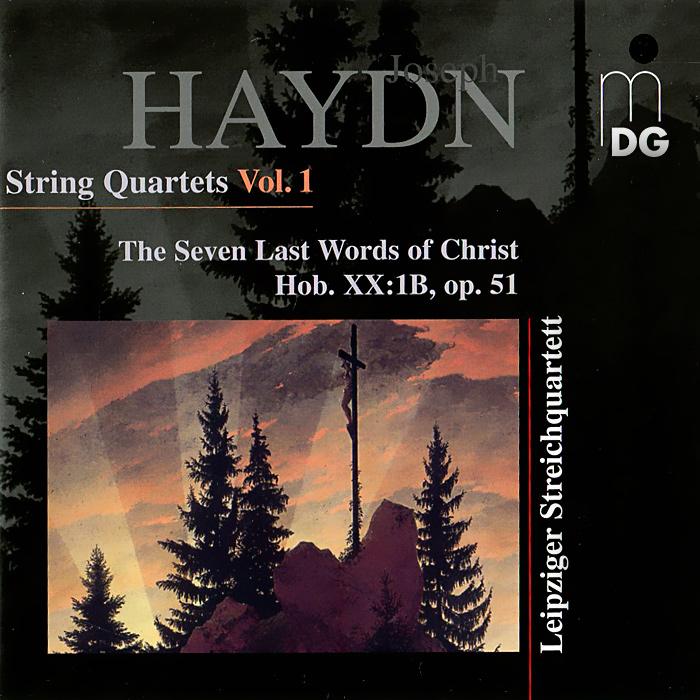 Стефан Арзбергер,Тилман Бунинг,Иво Байер,Матиас Мосдорф Haydn. String Quartets Vol. 1 (Seven Words) (SACD)