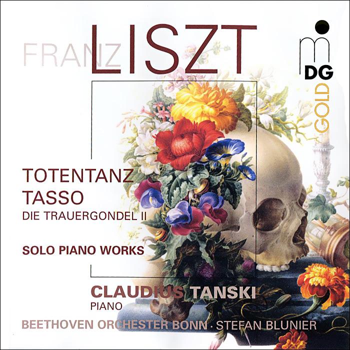 Штефан Блунир Lizst. Tasso, Totentanz, Piano Music (SACD)