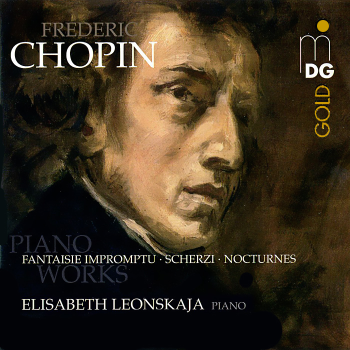 Элизабет Леонская Elisabeth Leonskaja. Chopin. Piano Works (SACD) харди риттнер игнац босиндорфэ hardy rittner brahms early piano works vol 2 sacd