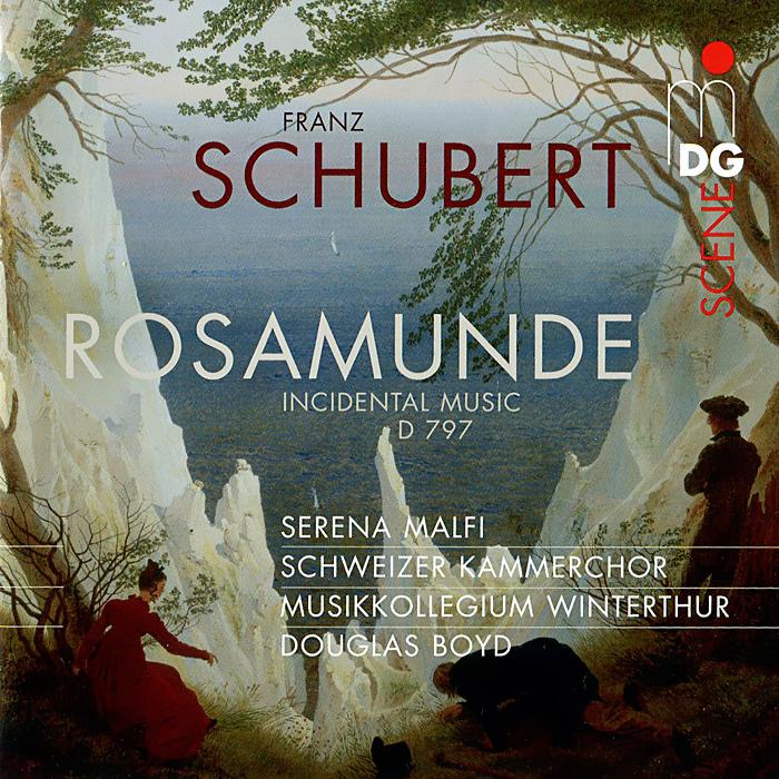 Серена Малфи,Дуглас Бойд,Schweizer Kammerchor,Musikkollegium Winterthur Schubert. Rosamunde D 797 (SACD) vicking 2