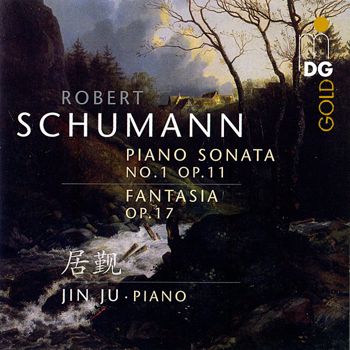 Jin Ju Jin Ju. Schumann. Fantasia, Sonata Op. 11 (SACD) signed bts jin autographed photo love yourself 4 6 inches freeshipping 092017c
