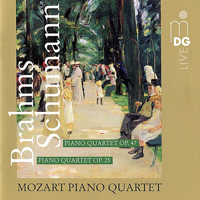 Mozart Piano Quartet Mozart Piano Quartet Live! (SACD) штефан блунир lizst tasso totentanz piano music sacd