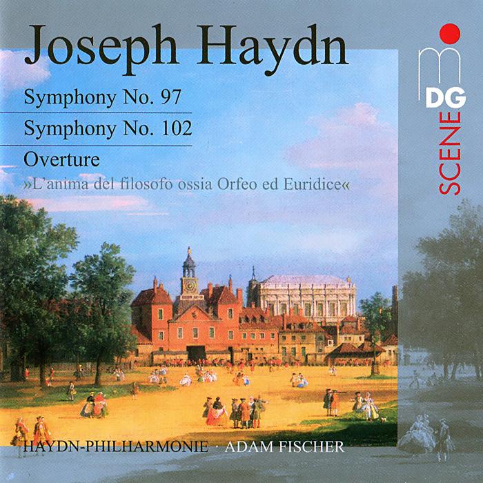 Адам Фишер,Osterreichisch-Ungarische Haydn-Philharmonie Haydn. Symphonies 97 & 102 (SACD)