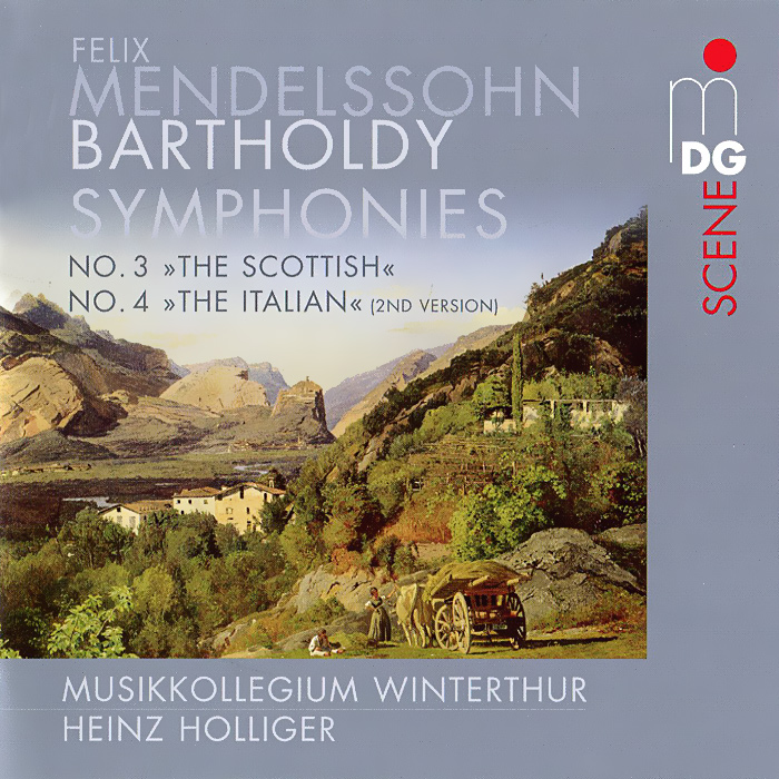 Хайнц Холлигер,Musikkollegium Winterthur Mendelssohn. Symphonies No. 3 & 4 (SACD) mini dv md80 dvr video camera 720p hd dvr sport outdoors with an audio support and clip