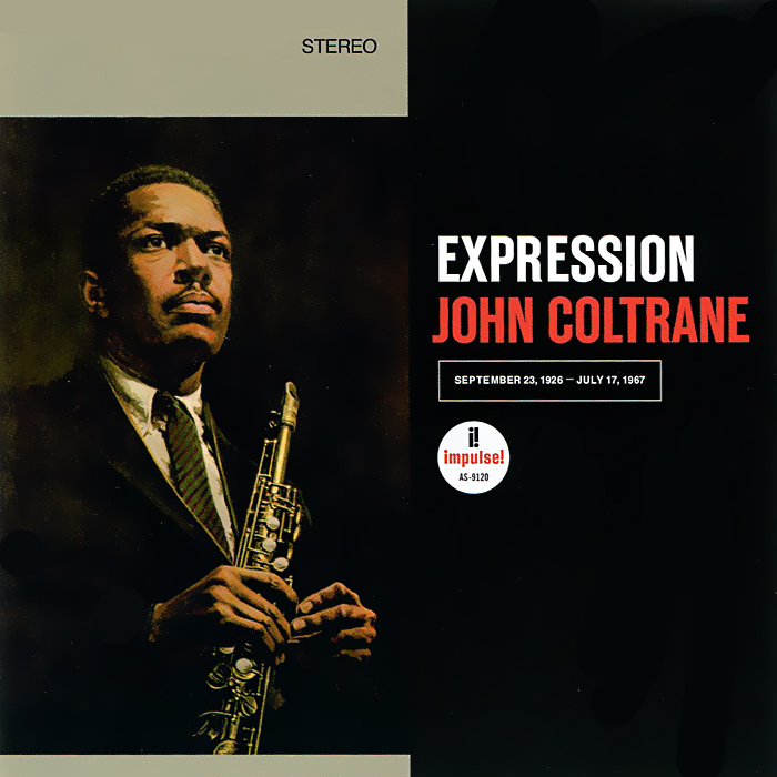 Джон Колтрейн John Coltrane. Expression джон колтрейн john coltrane concert in japan