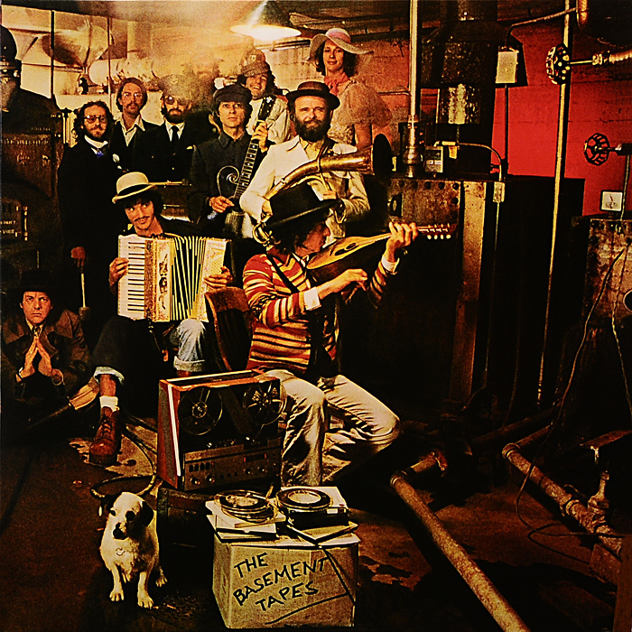 Боб Дилан Bob Dylan & The Band. The Basement Tapes (2 LP) bob dylan and the band bob dylan and the band the bootleg series vol 11 the basement tapes complete special deluxe 2 cd 3 lp